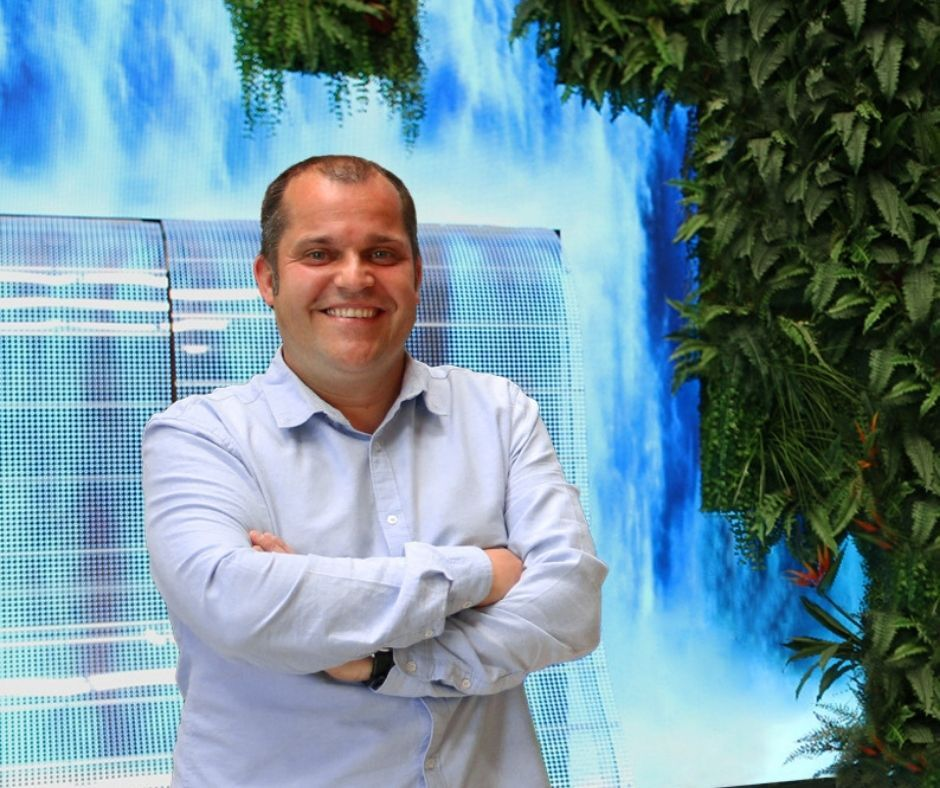 LEDDREAM signs Sergio Carrasco as the new BDM for Madrid and Centro area