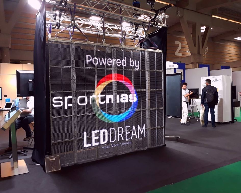 LED DREAM | presentes en el I Retail & Brand Experience World Congress en Barcelona