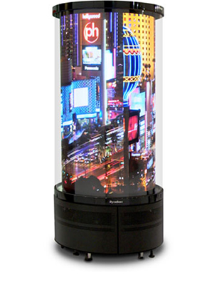 Indoor LED Displays Dynascan 360
