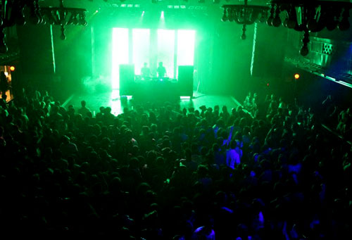 pantalla led sala apolo
